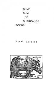 Some Sum of Surrealist Poems - Ted Joans