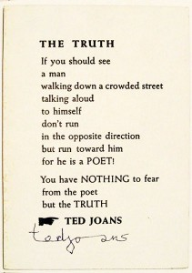 Ted Joans - The Truth (1978)