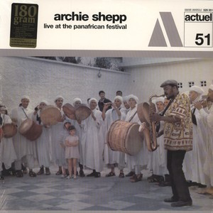 Archie Shepp - Live at the Pan-African Festival